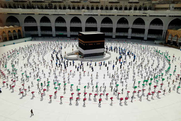 Does foreigner Pilgrims Are allowed to  Perform Hajj This Year