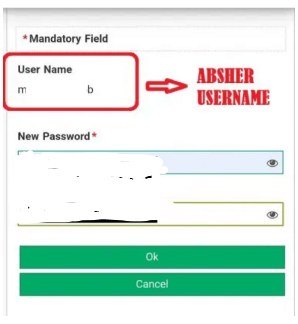 What To Do If You Forgot Absher Username