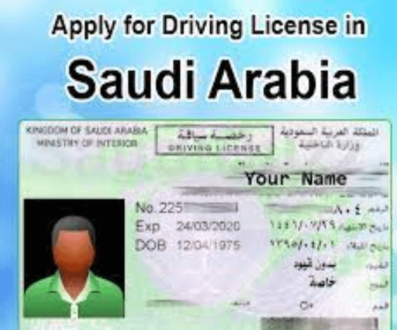 How To Apply for a New Driving License In Saudi Arabia