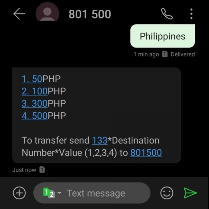 How to Transfer The Balance From STC to The Philippines